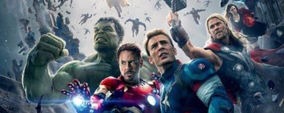 Expo Marvel Avengers Station '(