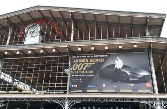 Expo James Bond 50 ans de style 1