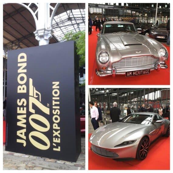 Expo James Bond 50 ans de style 13