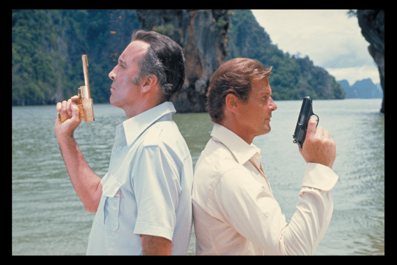Expo James Bond 50 ans de style 58