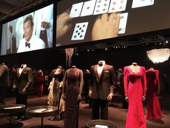 Expo James Bond 50 ans de style 9
