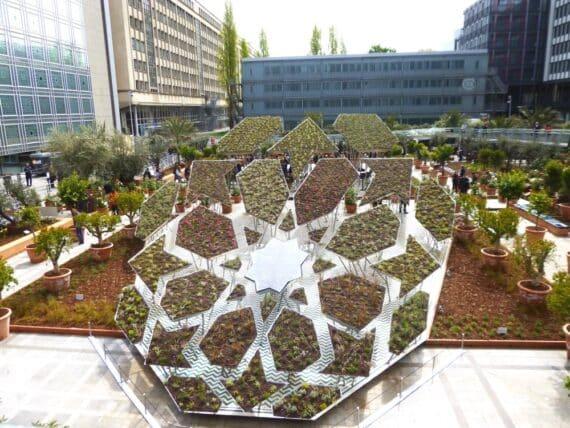 Expo Jardins d'Orient Institut du monde arabe 15
