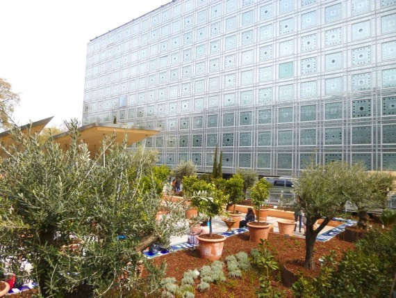 Expo Jardins d'Orient Institut du monde arabe 19