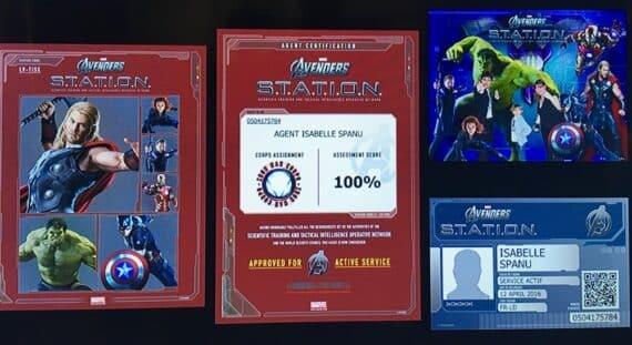 Expo Marvel Avengers Station 4