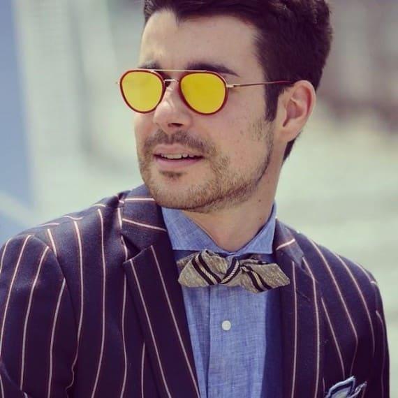 Remi Martini DandyBlog Pitti Uomo