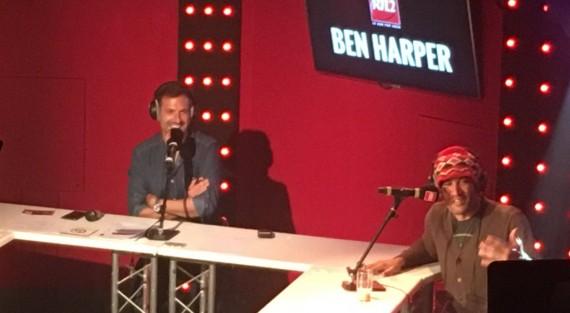 Ben Harper RTL2 12