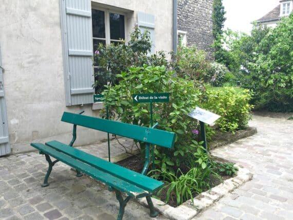 Jardins Renoir Montmartre 2