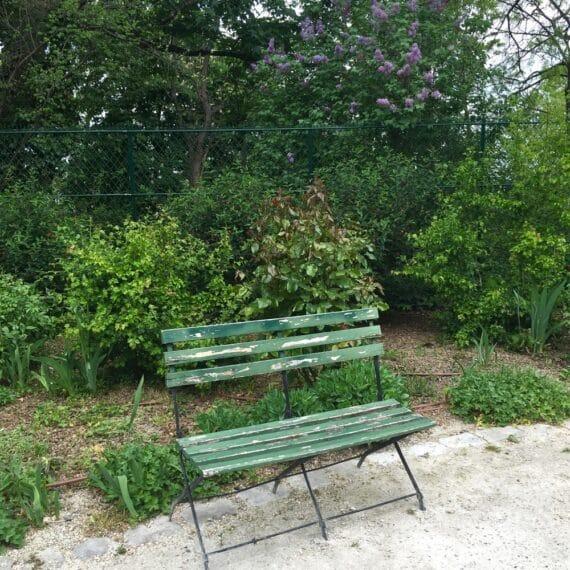 Jardins Renoir Montmartre 4