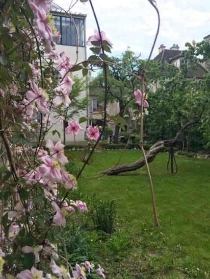 Jardins Renoir Montmartre 5