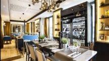 Le Bistro de l'Arc, lignes élégantes et cuisine gourmande