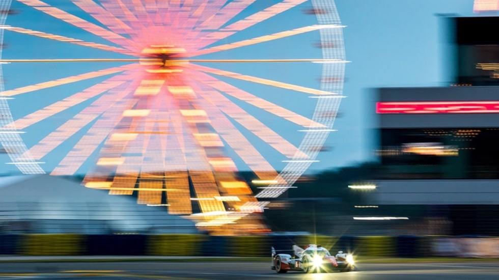 Vibrez au coeur de la course mythique des 24 Heures du Mans !