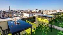 Les 10 rooftops incontournables pour admirer Paris d'en haut