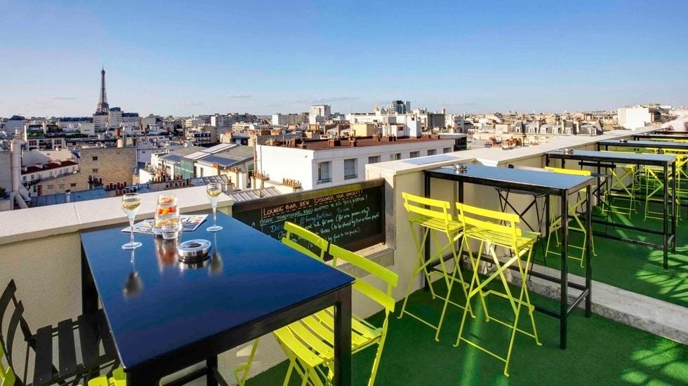 Les rooftops incontournables pour admirer Paris d'en haut
