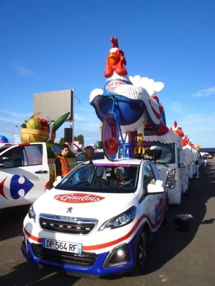 Le Gaulois Tour de France 14
