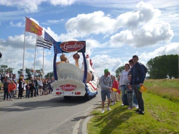 Le Gaulois Tour de France 4