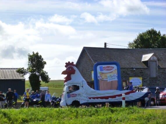 Le Gaulois Tour de France 7