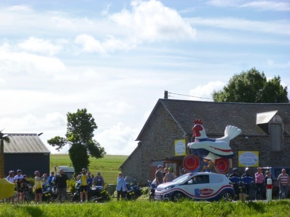 Le Gaulois Tour de France 8