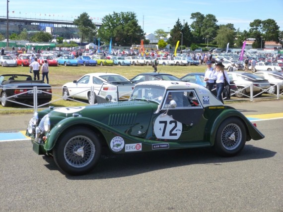 Le Mans Classic 24