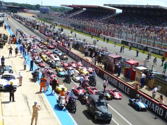 Le Mans Classic 54