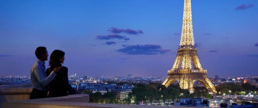 Restaurants romantiques à paris