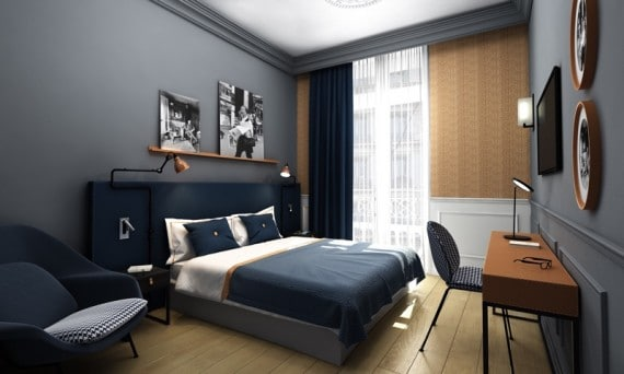 Hotel Square Louvois 24