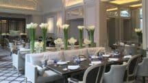 Le George- Four Seasons Hôtel George V Paris, entre magie et prestige