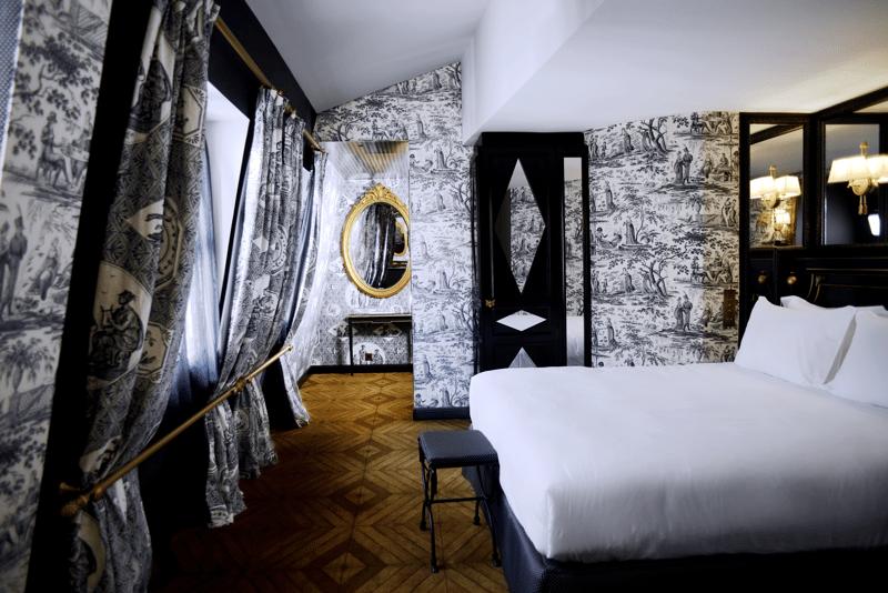 L'hôtel de JOBO, un hommage rock'n'roll à Joséphine Bonaparte