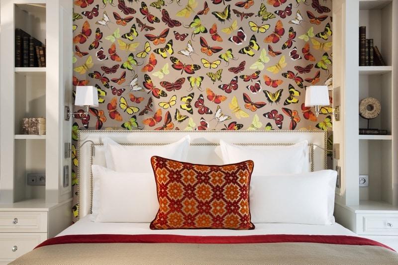 L' hôtel Monge, une adresse chic entre faune et flore