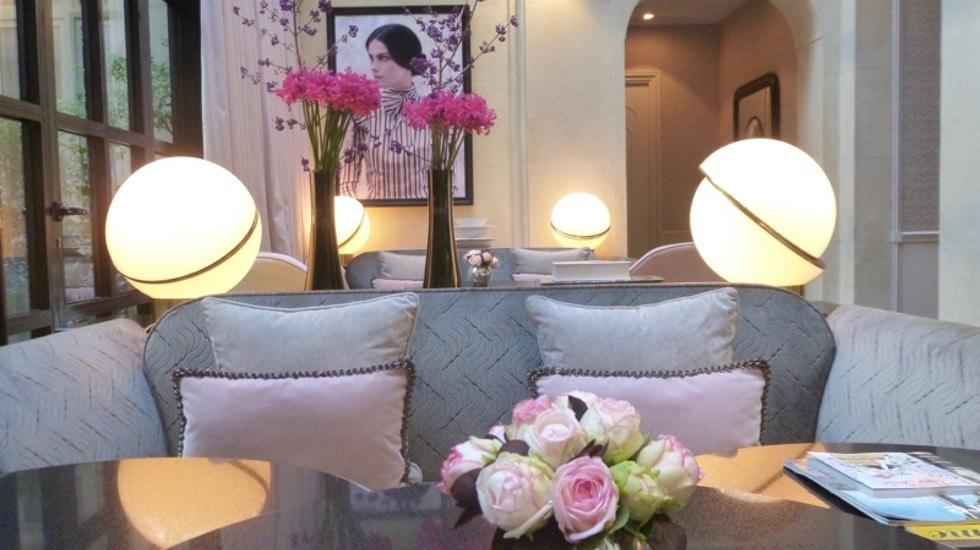 Le Narcisse Blanc Hôtel & Spa, la quintessence du luxe et de la volupté