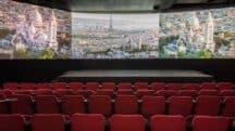 Avec Paris Story, découvrez l'histoire de Paris sur écran panoramique
