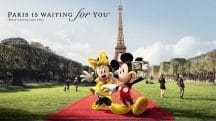 Paris is waiting for you : quand la magie de Disneyland Paris réenchante la capitale !