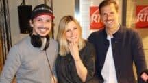 Réveil bonheur et bonne humeur avec la team du Double Expresso sur RTL2