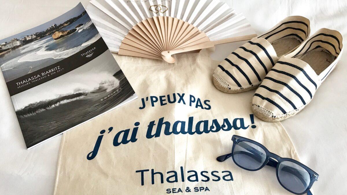J'peux pas j'ai thalassa au Sofitel Biarritz Le Miramar Thalassa sea & spa !