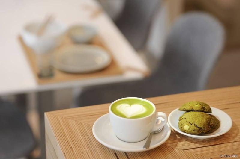 Umami Matcha Café, un coffee shop dédié au matcha japonais