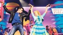 Ambiance rock et rétro avec Grease le musical au Théâtre Mogador