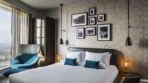Vivez une expérience exceptionnelle au Novotel London Canary Wharf !