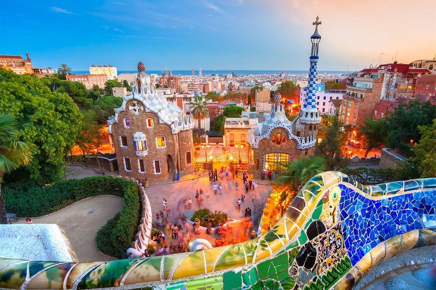 10 lieux pour un week-end festif, culturel et gourmand à Barcelone