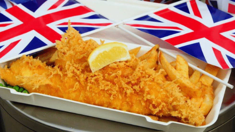 6 adresses pour d guster un d licieux fish and chips for Best fish and chips nyc