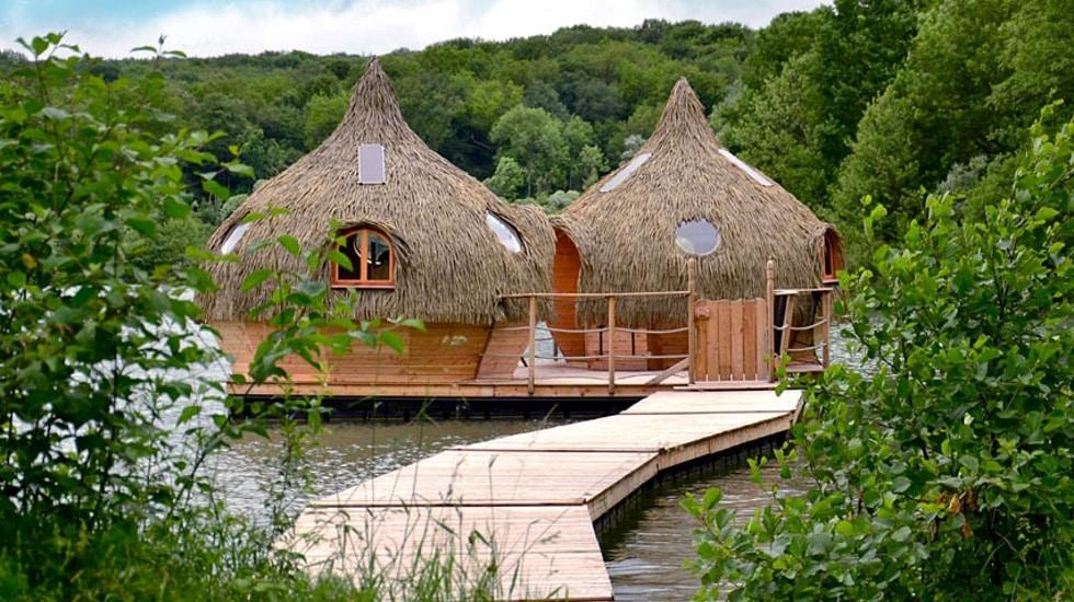 Où dormir dans une cabane pour un week-end détente et insolite ?