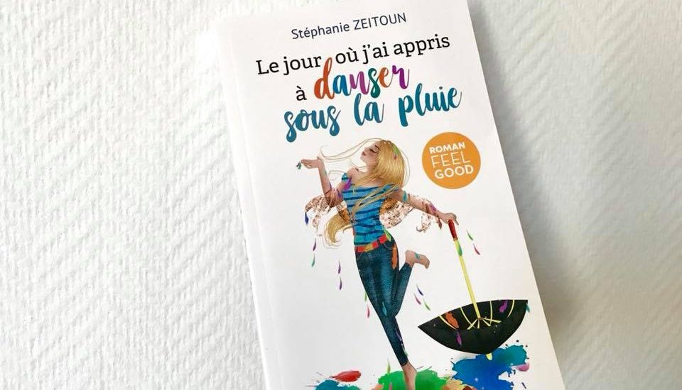 Cet été, apprenez à danser sous la pluie avec Stéphanie Zeitoun