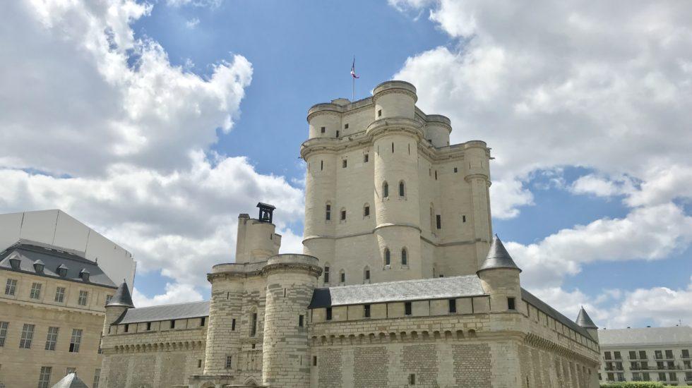Partez à la découverte d'»Histoire(s) de graffitis» au Château de Vincennes !