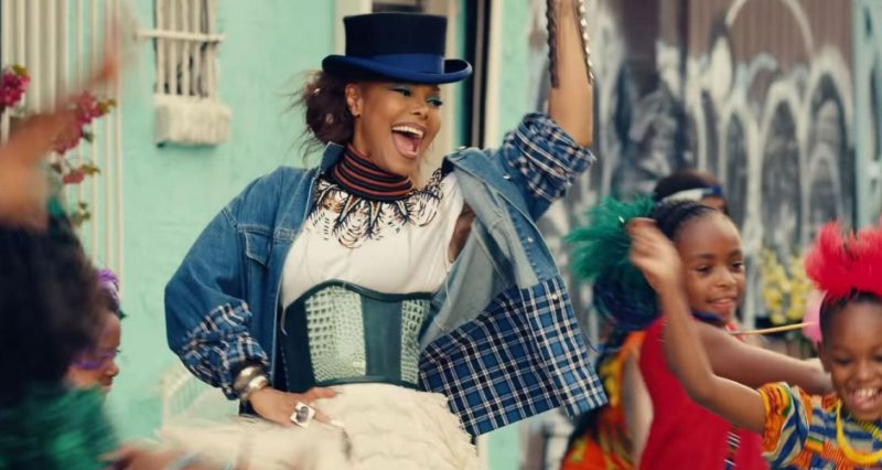 """Made For Now"" marque le retour réussi de Queen Janet Jackson !"