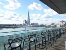 Les plus beaux rooftops à Londres avec une vue imprenable