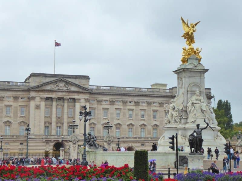 Visitez Buckingham Palace !