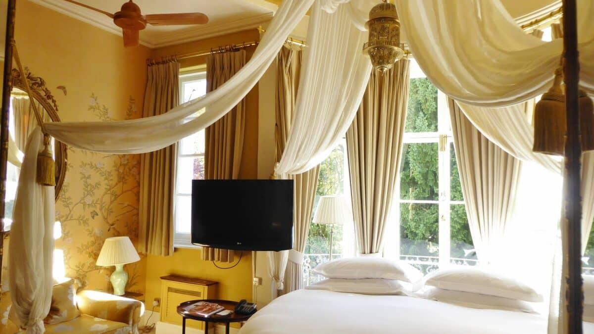The Portobello Hotel, un hôtel au charme intemporel et so british à Notting Hill