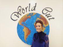Imen Saada, Institut World Cut «La recherche de la beauté est la clé de mon métier.»