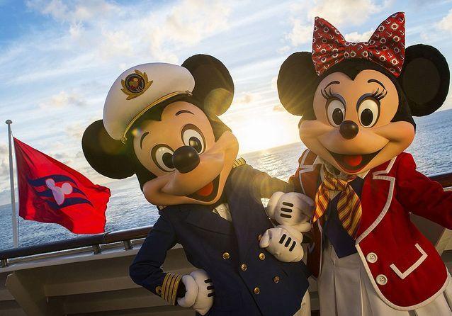 Embarquement immédiat sur le Disney Magic pour une Disney Cruise Line !