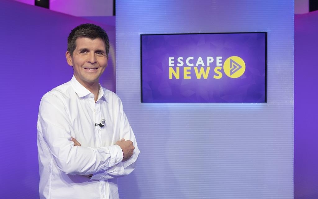 «Escape News est une boîte à outils pédagogiques face aux Fake News !» Thomas Sotto