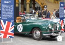 Le Tour Auto Optic 2000 fête ses 120 ans et célèbre les automobiles anglaises !