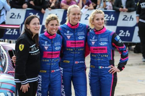 Les femmes clés des 24 Heures du Mans